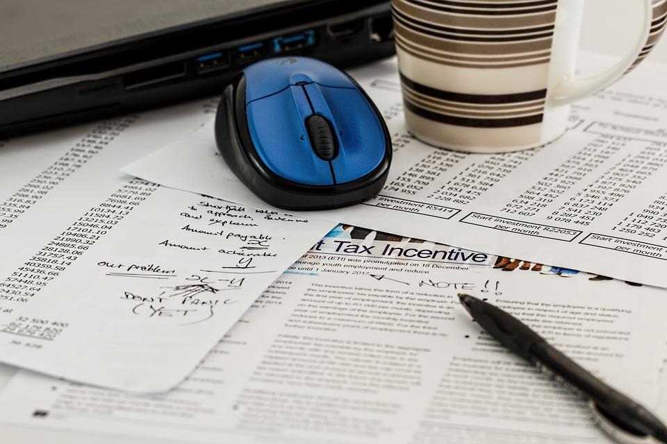 Réduire son impôt en fin d'année tax